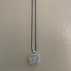 🌀Genuine New Zealand 20 Cent Coin Necklace